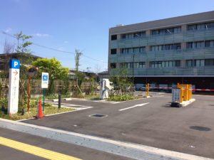 施設利用者専用駐車場