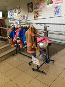 選べる消防士コスチューム
